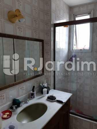 Banheiro social - Compra Venda Avaliação Imóveis Apartamento Lagoa 2 Quartos - LAAP21371 - 18