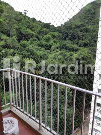 Vista - Compra Venda Avaliação Imóveis Apartamento Lagoa 2 Quartos - LAAP21371 - 28
