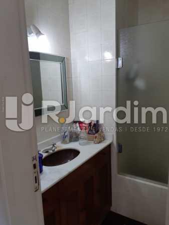 Banheiro - Compra Venda Avaliação Imóveis Apartamento Lagoa 2 Quartos - LAAP21371 - 31