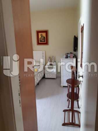 Suíte - Compra Venda Avaliação Imóveis Apartamento Lagoa 2 Quartos - LAAP21371 - 10