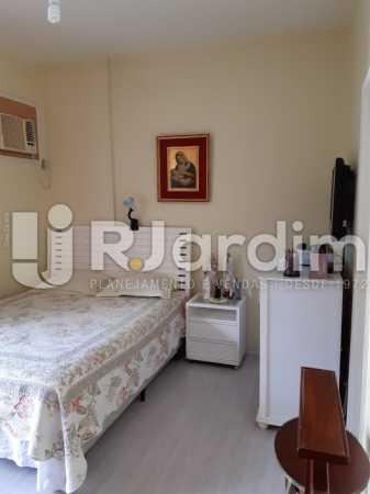 Suíte - Compra Venda Avaliação Imóveis Apartamento Lagoa 2 Quartos - LAAP21371 - 9