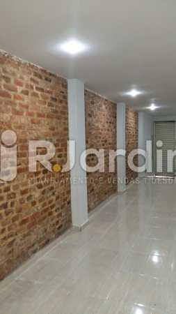 14 Parede acabamento rústico - Compra Venda Prédio Comercial Centro - LAPR00042 - 15