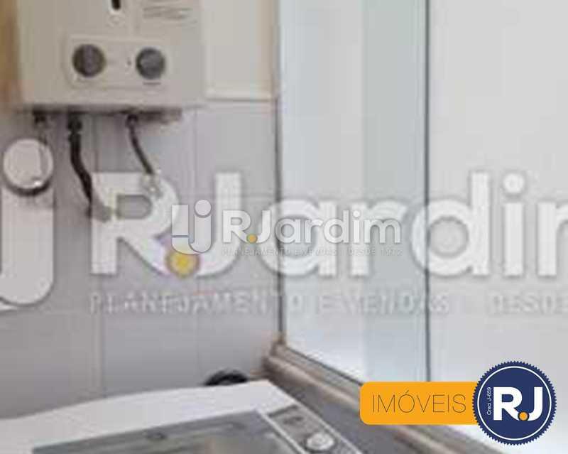 área - Compra Venda Avaliação Imóveis Apartamento Flamengo 2 Quartos - LAAP21373 - 14