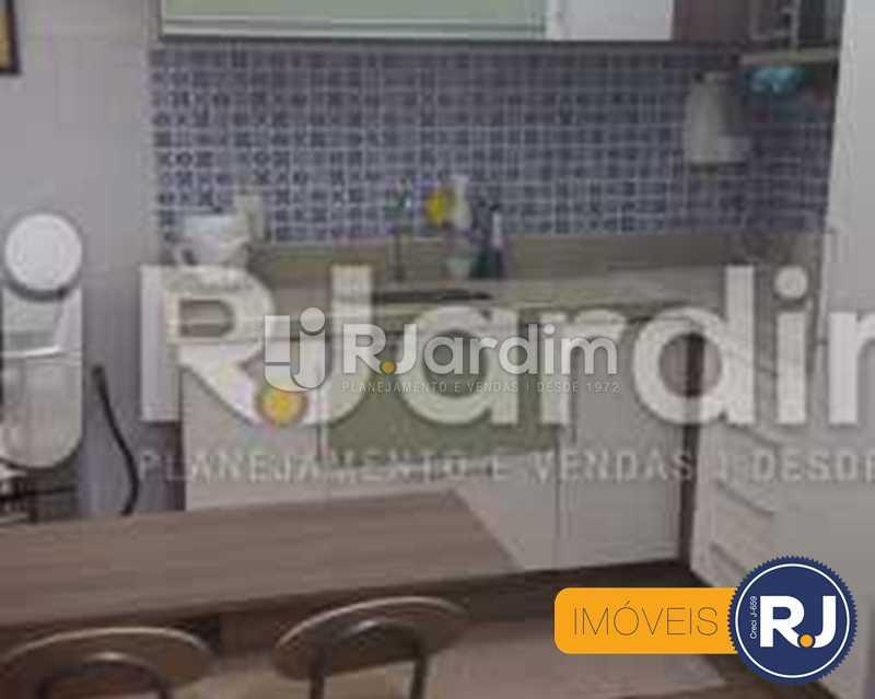 Cozinha - Compra Venda Avaliação Imóveis Apartamento Flamengo 2 Quartos - LAAP21373 - 5