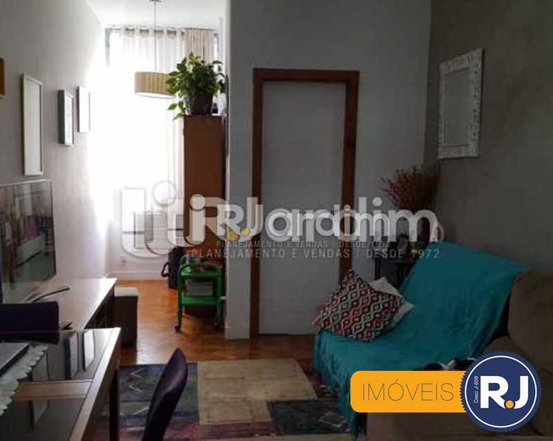 Sala - Compra Venda Avaliação Imóveis Apartamento Flamengo 2 Quartos - LAAP21373 - 1