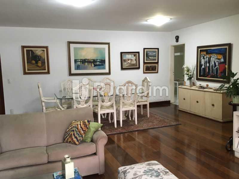 Sala - Apartamento À Venda - Lagoa - Rio de Janeiro - RJ - LAAP31945 - 9