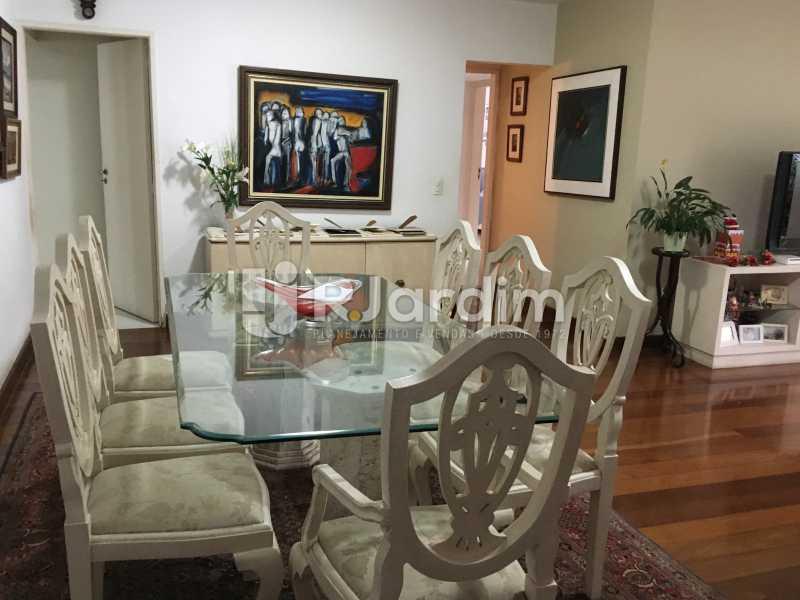 Sala de jantar - Apartamento À Venda - Lagoa - Rio de Janeiro - RJ - LAAP31945 - 11