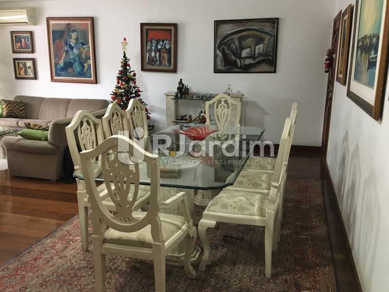 Sala de Jantar - Apartamento À Venda - Lagoa - Rio de Janeiro - RJ - LAAP31945 - 12