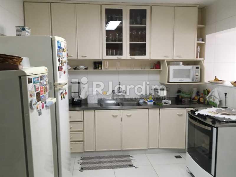 Cozinha - Apartamento À Venda - Lagoa - Rio de Janeiro - RJ - LAAP31945 - 13