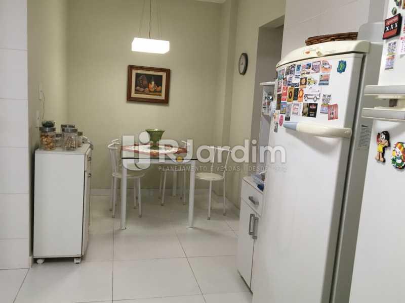 Copa e cozinha - Apartamento À Venda - Lagoa - Rio de Janeiro - RJ - LAAP31945 - 19