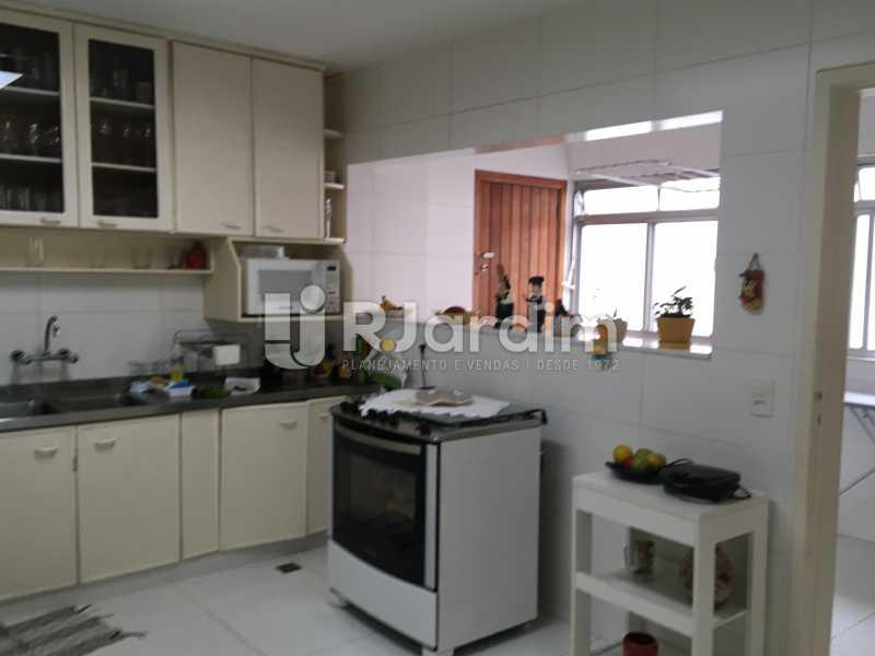 Cozinha - Apartamento À Venda - Lagoa - Rio de Janeiro - RJ - LAAP31945 - 20