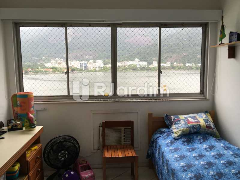 Quarto - Apartamento À Venda - Lagoa - Rio de Janeiro - RJ - LAAP31945 - 24