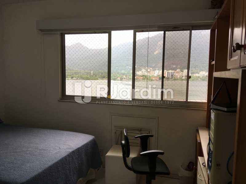 Quarto - Apartamento À Venda - Lagoa - Rio de Janeiro - RJ - LAAP31945 - 25