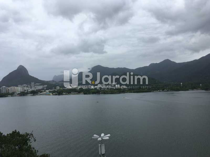 Vista panorâmica - Apartamento À Venda - Lagoa - Rio de Janeiro - RJ - LAAP31945 - 26
