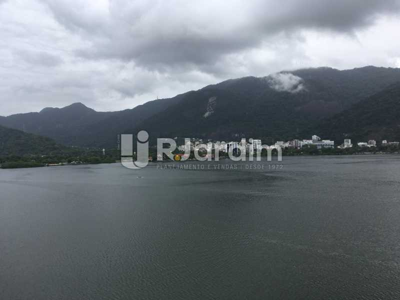 Vista panorâmica - Apartamento À Venda - Lagoa - Rio de Janeiro - RJ - LAAP31945 - 27