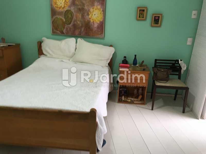 Quarto - Apartamento À Venda - Lagoa - Rio de Janeiro - RJ - LAAP31945 - 28