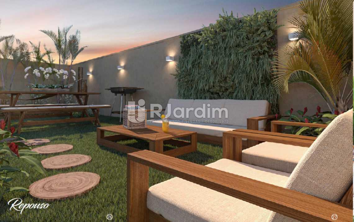 RESERVA DO CONDE - Reserva do Conde Apartamento Maracanã 3 Quartos - LAAP31947 - 4