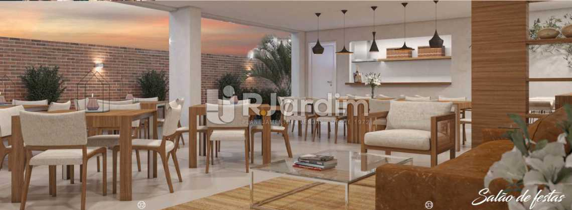RESERVA DO CONDE - Reserva do Conde Apartamento Maracanã 3 Quartos - LAAP31947 - 7