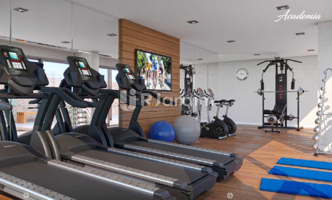 RESERVA DO CONDE - Reserva do Conde Apartamento Maracanã 3 Quartos - LAAP31947 - 9