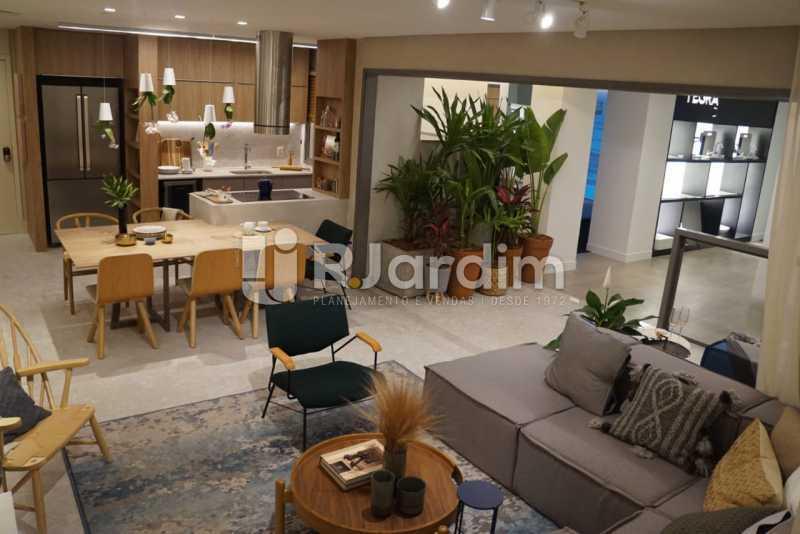 volp40botafogo 10. - VOLP40 Apartamento Botafogo 3 Quartos - LAAP31948 - 11