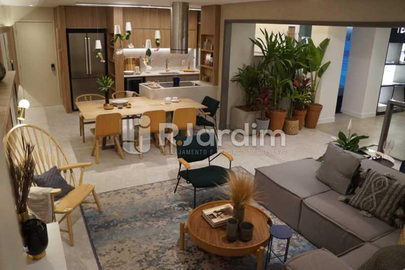 volp40botafogo 11. - VOLP40 Apartamento Botafogo 3 Quartos - LAAP31948 - 12