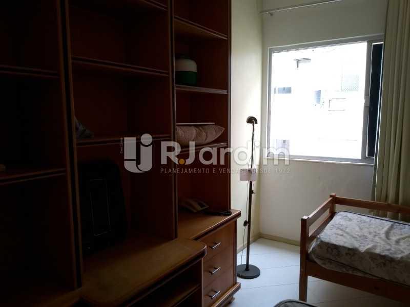 quarto  - Compra Venda Avaliação Imóveis Apartamento Lagoa 4 Quartos - LAAP40734 - 15