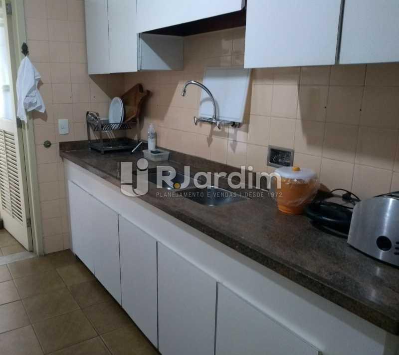 cozinha  - Compra Venda Avaliação Imóveis Apartamento Lagoa 4 Quartos - LAAP40734 - 23