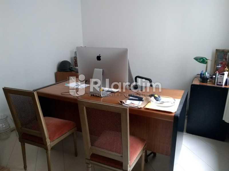 quarto  - Compra Venda Avaliação Imóveis Apartamento Lagoa 4 Quartos - LAAP40734 - 16
