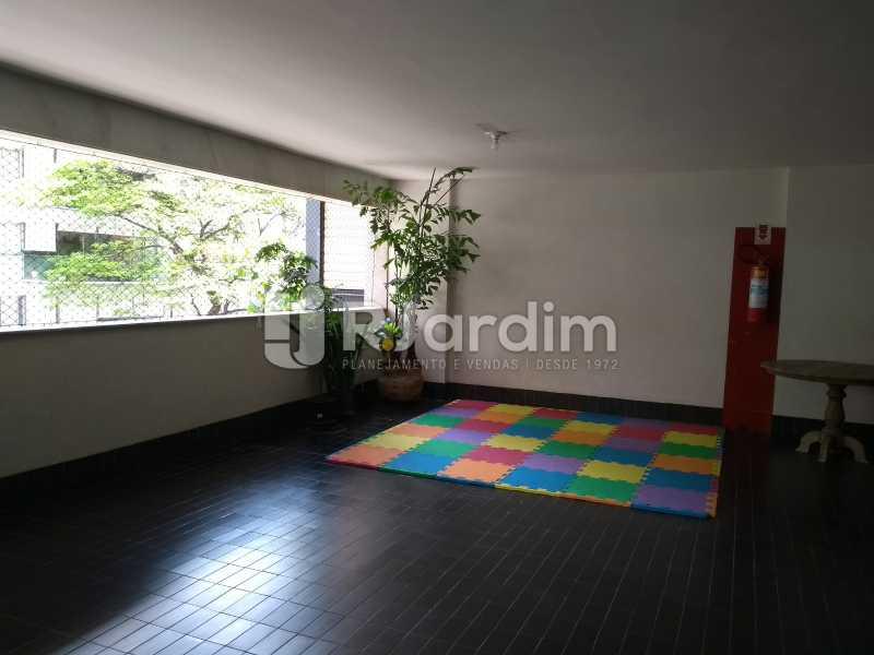 salão / play - Compra Venda Avaliação Imóveis Apartamento Lagoa 4 Quartos - LAAP40734 - 28