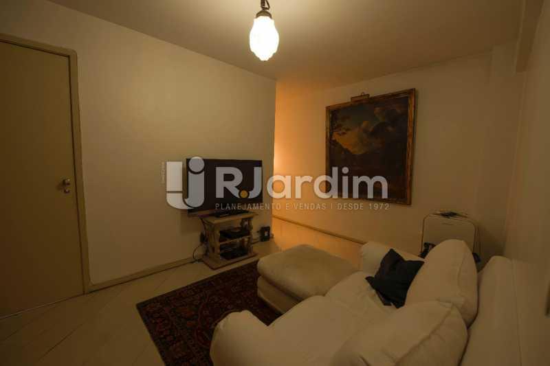 sala / tv - Compra Venda Avaliação Imóveis Apartamento Lagoa 4 Quartos - LAAP40734 - 12