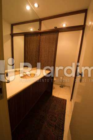 banheiro  - Compra Venda Avaliação Imóveis Apartamento Lagoa 4 Quartos - LAAP40734 - 18