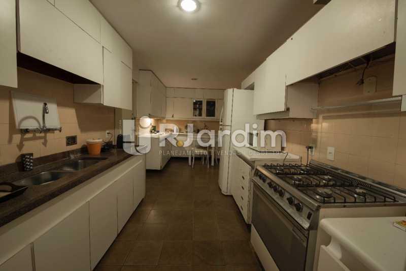 cozinha  - Compra Venda Avaliação Imóveis Apartamento Lagoa 4 Quartos - LAAP40734 - 26