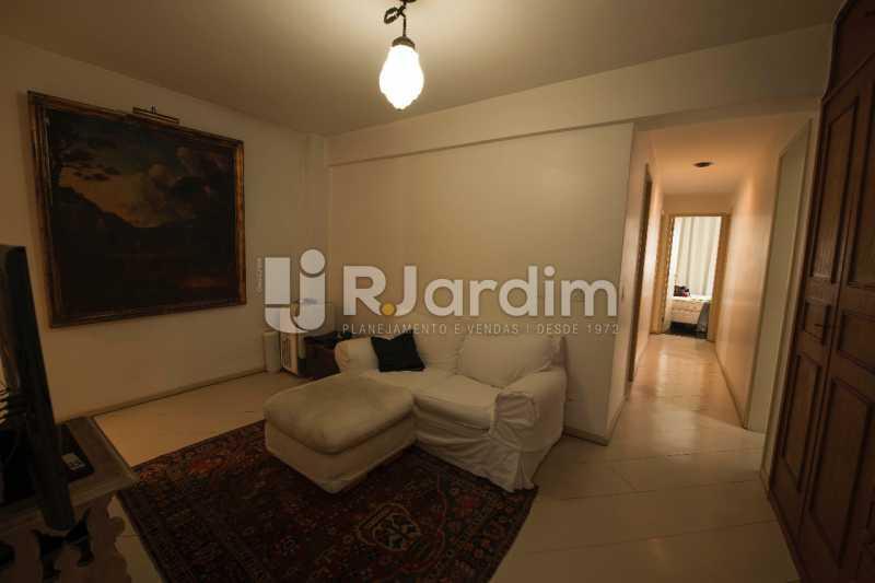 sala de tv  - Compra Venda Avaliação Imóveis Apartamento Lagoa 4 Quartos - LAAP40734 - 10
