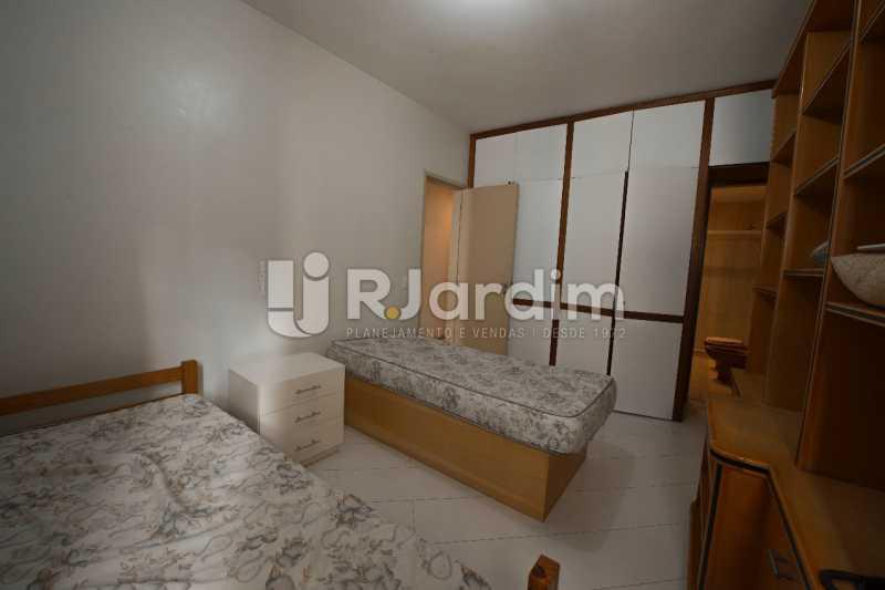 quarto  - Compra Venda Avaliação Imóveis Apartamento Lagoa 4 Quartos - LAAP40734 - 17