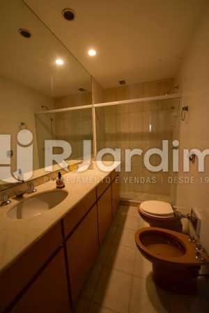 banheiro  - Compra Venda Avaliação Imóveis Apartamento Lagoa 4 Quartos - LAAP40734 - 19
