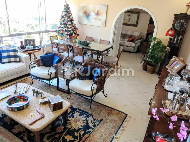 Sala - Compra Venda Avaliação Imóveis Apartamento Humaitá 3 Quartos - LAAP31951 - 7