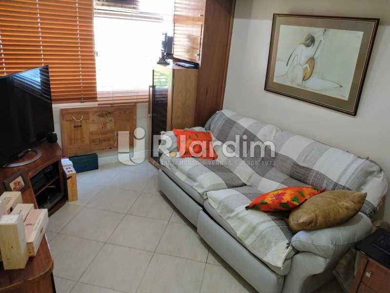 Quarto - Compra Venda Avaliação Imóveis Apartamento Humaitá 3 Quartos - LAAP31951 - 9