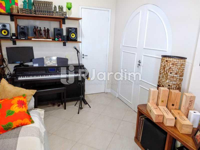 Quarto - Compra Venda Avaliação Imóveis Apartamento Humaitá 3 Quartos - LAAP31951 - 10