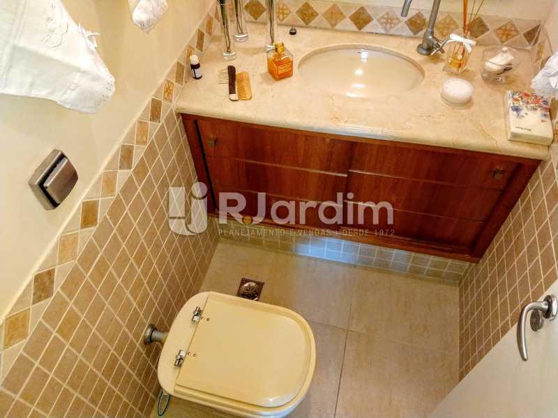 Lavabo - Compra Venda Avaliação Imóveis Apartamento Humaitá 3 Quartos - LAAP31951 - 20