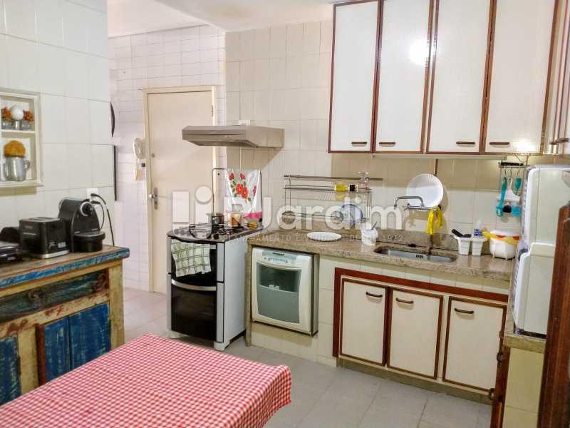 Cozinha - Compra Venda Avaliação Imóveis Apartamento Humaitá 3 Quartos - LAAP31951 - 27