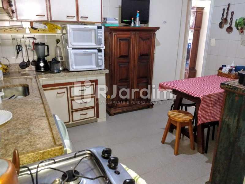 Cozinha - Compra Venda Avaliação Imóveis Apartamento Humaitá 3 Quartos - LAAP31951 - 26