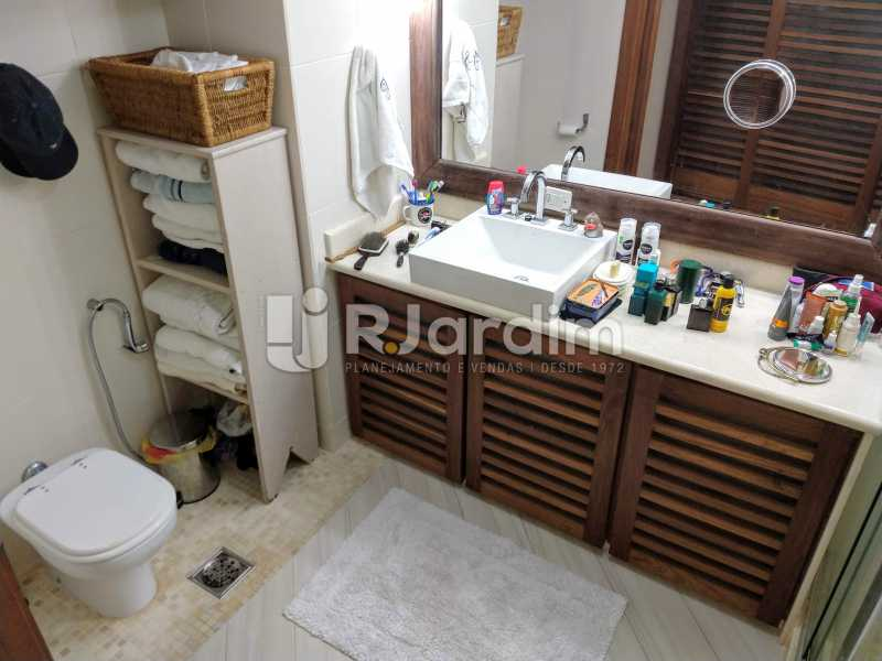 Banheiro Suíte - Compra Venda Avaliação Imóveis Apartamento Humaitá 3 Quartos - LAAP31951 - 25