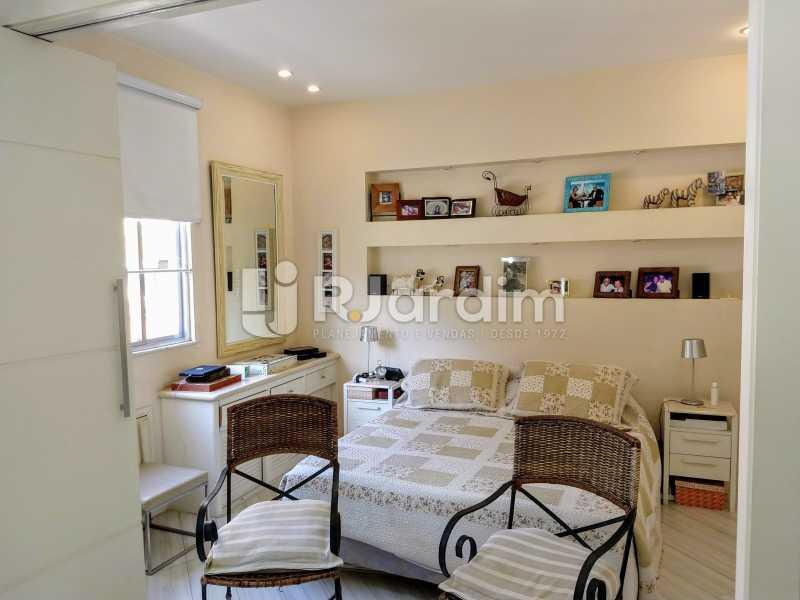 Suíte - Compra Venda Avaliação Imóveis Apartamento Humaitá 3 Quartos - LAAP31951 - 11