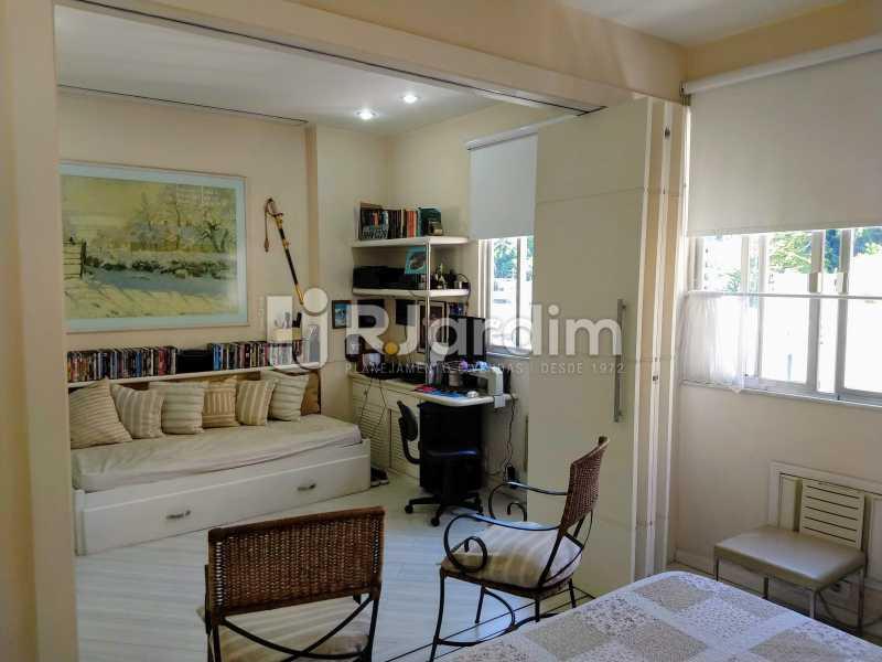 Suíte - Compra Venda Avaliação Imóveis Apartamento Humaitá 3 Quartos - LAAP31951 - 12