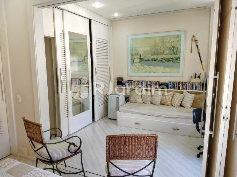 Suíte - Compra Venda Avaliação Imóveis Apartamento Humaitá 3 Quartos - LAAP31951 - 13