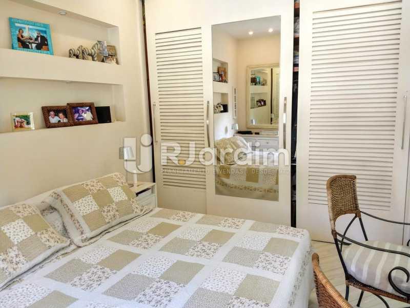 Suíte - Compra Venda Avaliação Imóveis Apartamento Humaitá 3 Quartos - LAAP31951 - 14