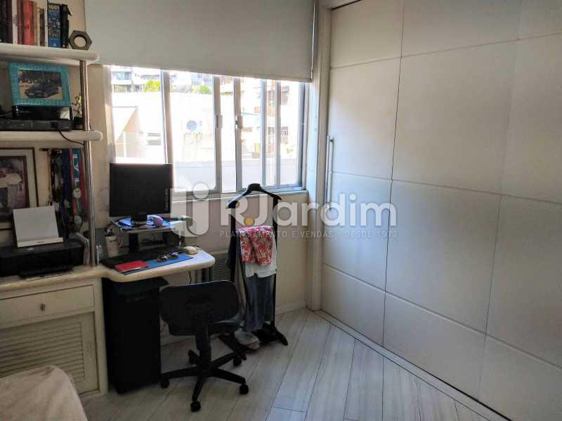 Quarto 2 - Compra Venda Avaliação Imóveis Apartamento Humaitá 3 Quartos - LAAP31951 - 16