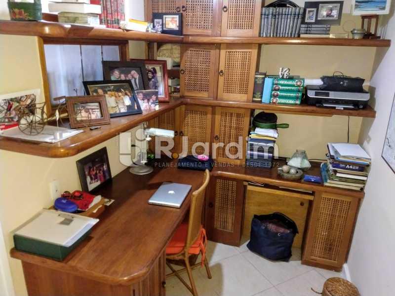 Escritório - Compra Venda Avaliação Imóveis Apartamento Humaitá 3 Quartos - LAAP31951 - 17