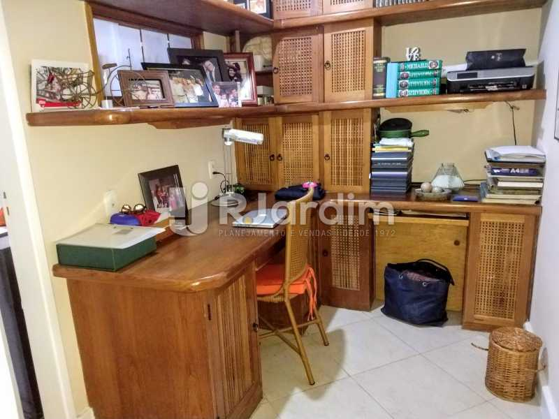 Escritório - Compra Venda Avaliação Imóveis Apartamento Humaitá 3 Quartos - LAAP31951 - 18