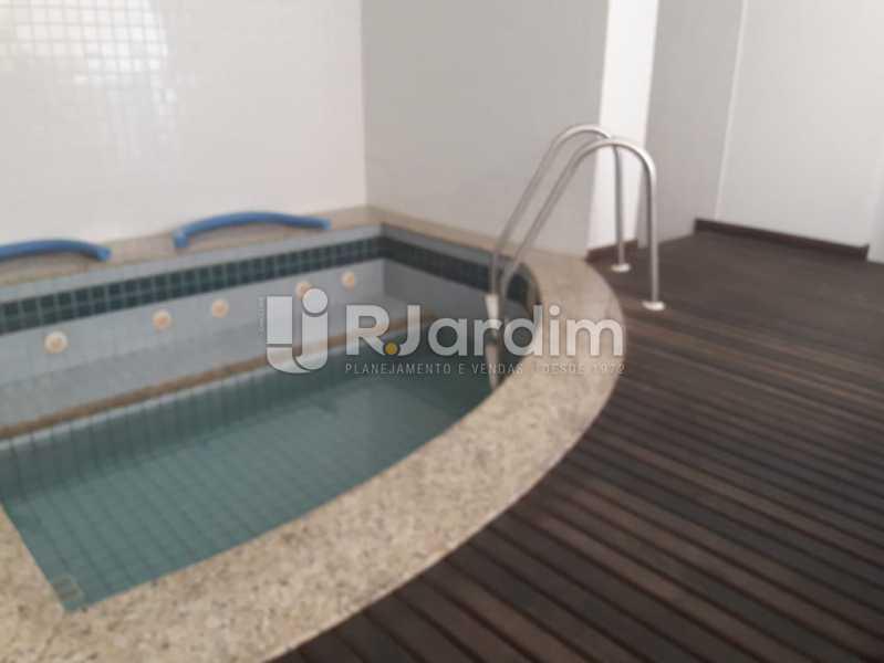 FONTE DA SAUDADE - Compra Venda Avaliação Imóveis Cobertura Lagoa 3 Quartos 1 Suíte - LACO30263 - 5